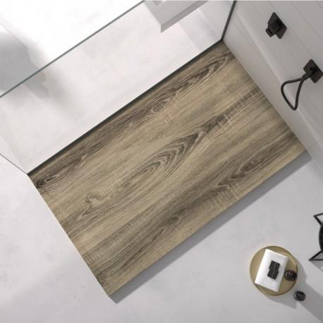 Piatto doccia in Resina STONE 3D LEGNO